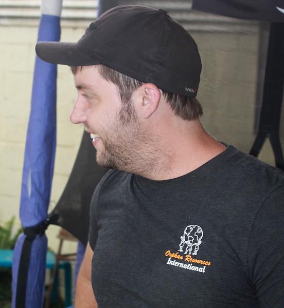 ORI Staff Member Shane Burkholder