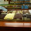 this is the Spruengli shop in the Glattzentrum mall near the Zurich airport