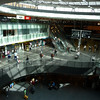 the mall at the Zurich airport