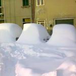 2012-02-13 SNOW in Riccia, Italy
