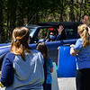KRISTOPHER RADDER — BRATTLEBORO REFORMER<br /> Teachers from the Dover School and first responders toured around the Dover, Vt., area to send a message of missing their students on Wednesday, May 20, 2020.