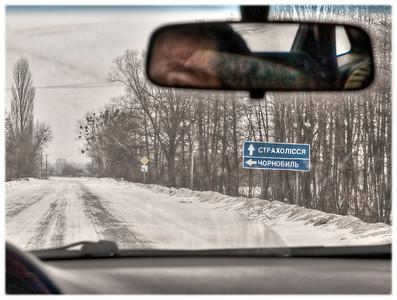 Chernobyl? Take a left.