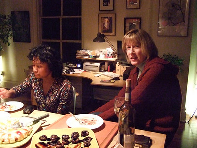 Christine & Keri visit 36