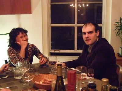 Christine & Keri visit 42