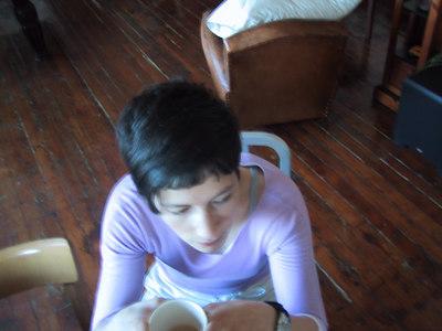 Irene arrives16