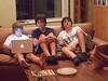 Nephew's July 4th visit 001