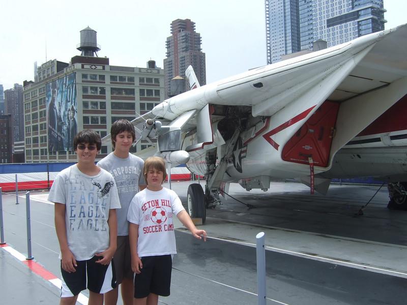 Nephew's July 4th visit 007