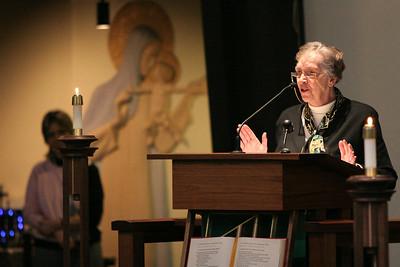 Sister Joyce Cox - 1/29/2006 9:45 Mass