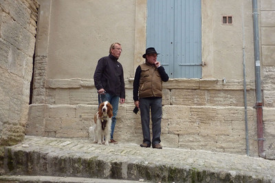 Michael and Tony Gordon, Gordes