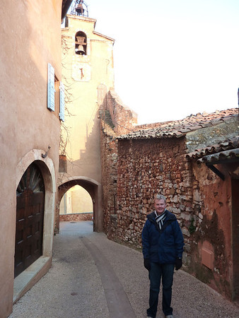 Neil Pulbrook, Roussillon