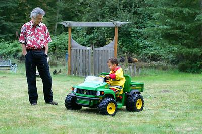 Mark & Sandy visit - September '10