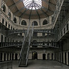 The West WIng.  The victorians introduced views of the sky (and from high cell windows) to inspire prisoners to think of the glory of god!!