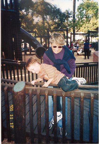 November 2001 <br /> Santa Barbara