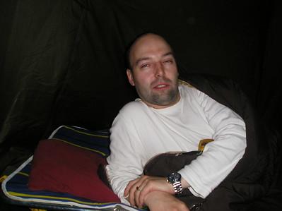 2006-07-11 nachtvissen met een gast