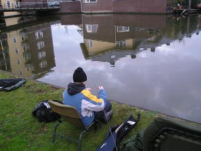 2006-12-27 en 28 Samen met Jeroen vissen