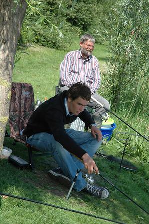 2007-05-20 vissen jeugd Sportvisserijbelangen Delfland
