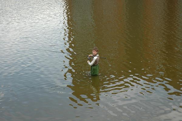 2008-04-27 vissen in 't Hemelwater