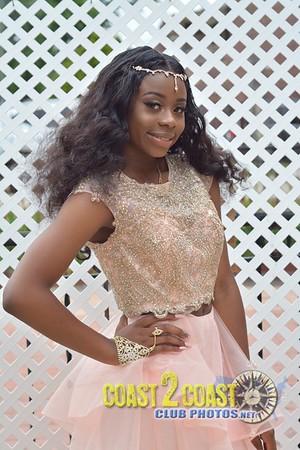 Vista Academy High School Prom Queens Jazmyne & Kiarah