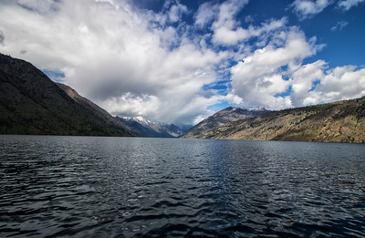 Lake Chelan Panorama | North Cascades National Park