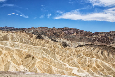 Badlands | Death Valley National Park