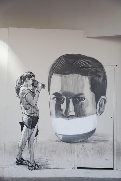 8. Arte Urbana