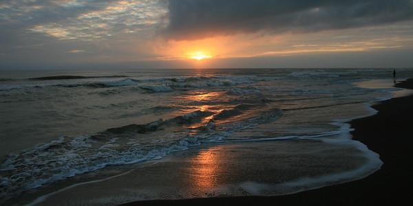 Sunrise Tortuguero