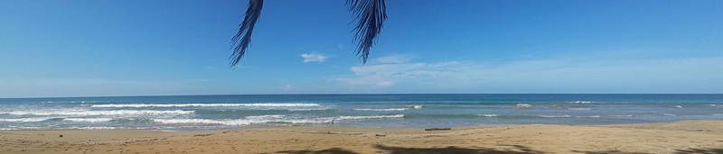 My Beachside Hammock View!