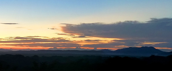 13 November Sunrise