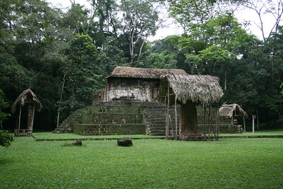 Restored Structure