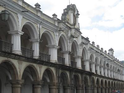 Colonial Era Building