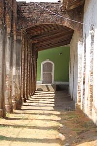 Passageway in Granada