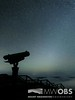 Landscape Viewing Scope with Zodiacal Light