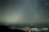 Zodiacal Light and Undercast Conditions