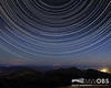 Star Trails over the Northern Presidential Range.