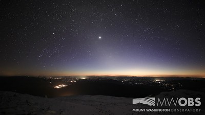 Venus and Zodiacal Light
