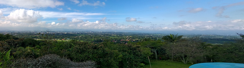 Central Valley from Villa 4