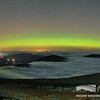 Northern Lights w/ Undercast
