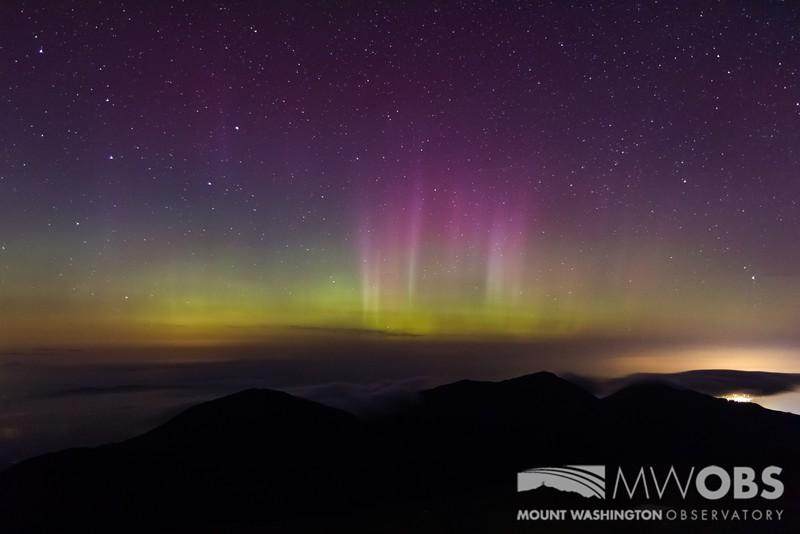 Northern Lights 16 August 2015
