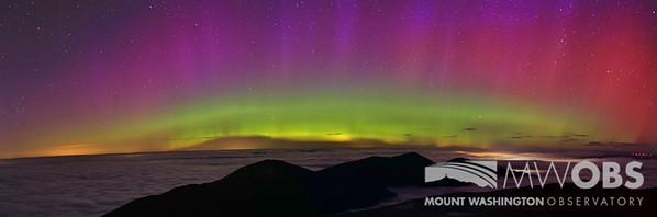 Aurora Borealis, 12 September 2014