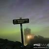 Northern Lights through Fog