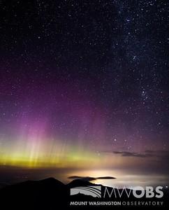 Aurora Borealis 16 August 2015