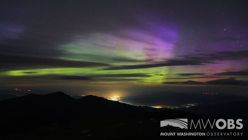 Northern Lights 23 June 2015