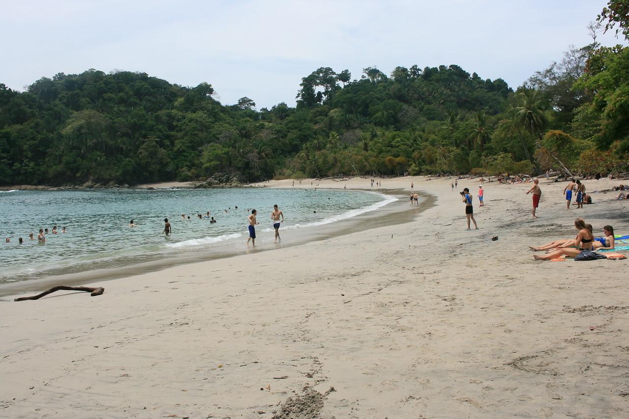 Manual Antonio Park Beach