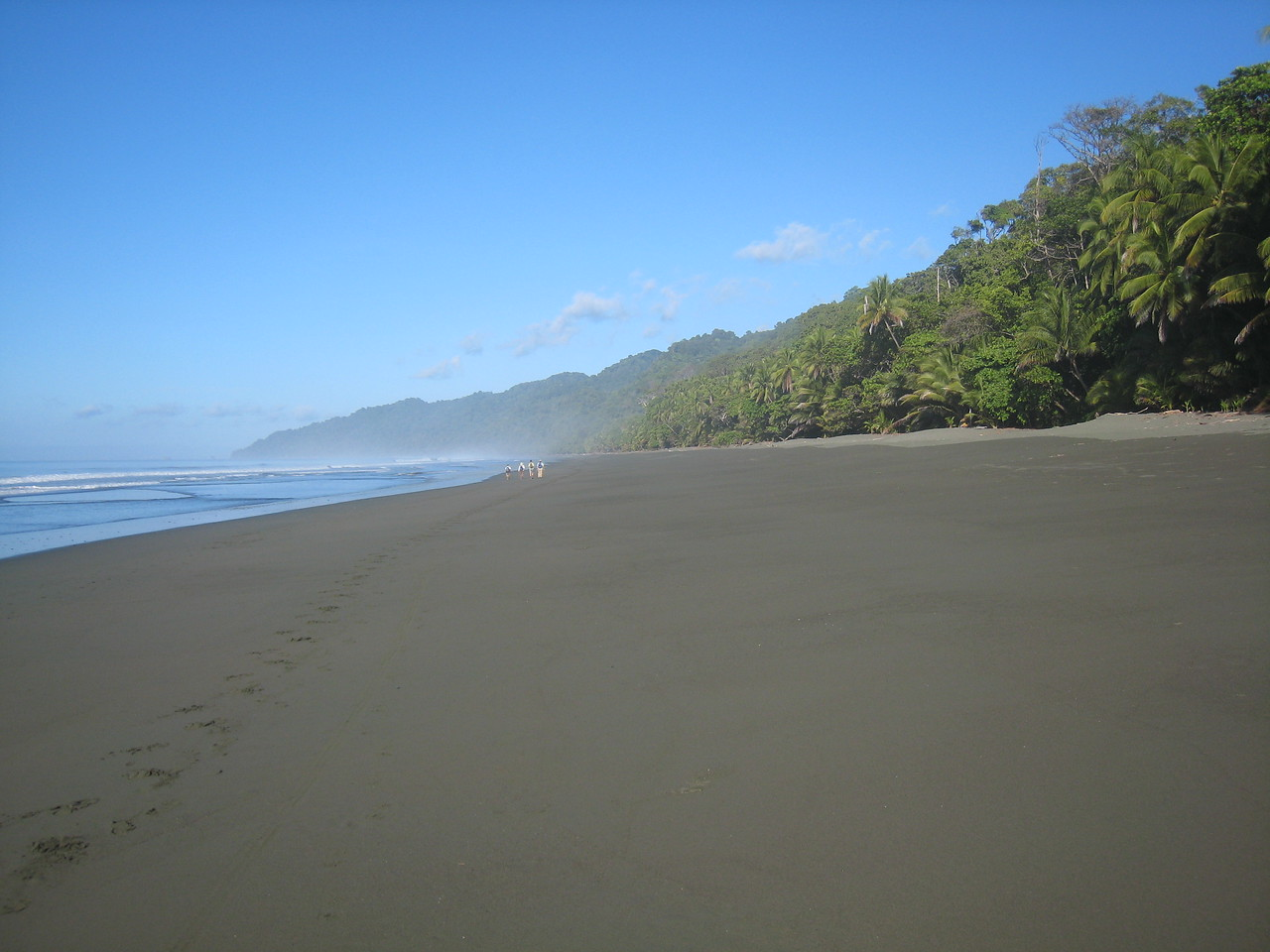 Beach Corcovado South
