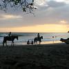 Horse Riding on Manual Antonio Public Beach