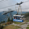 Grouse Mountain aerial tram, North Vancouver, BC
