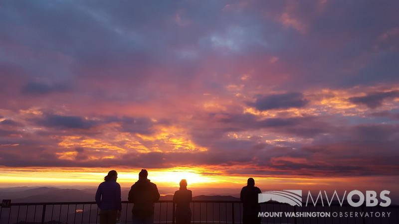 Viewing Sunrise