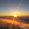 Sunset 10 February 2015