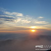 Foggy Summer Sunrise