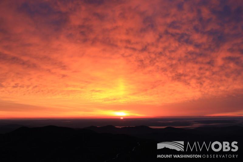 Sunrise, 28 October 2015